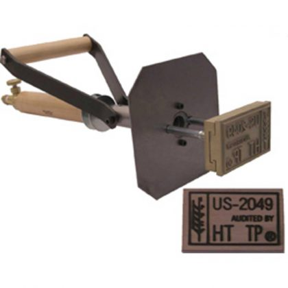 Pallet & Crate Heat Treat Stamps