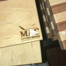 Branding Cutting Boards